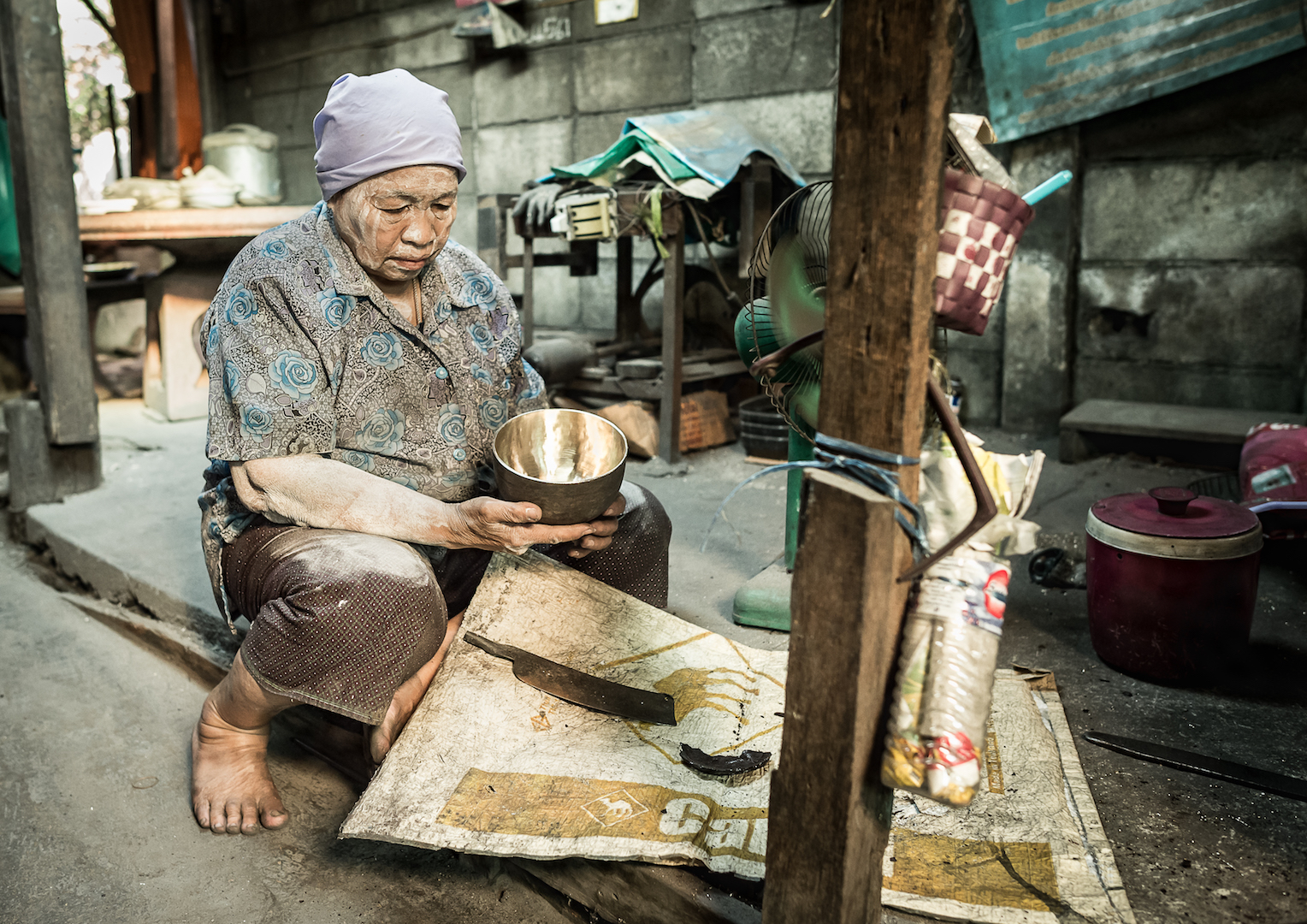 Photojournalism in Ban Du Thailand Pascal Wasinger