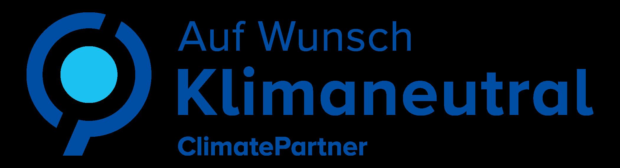 Climate Partner klimaneutral