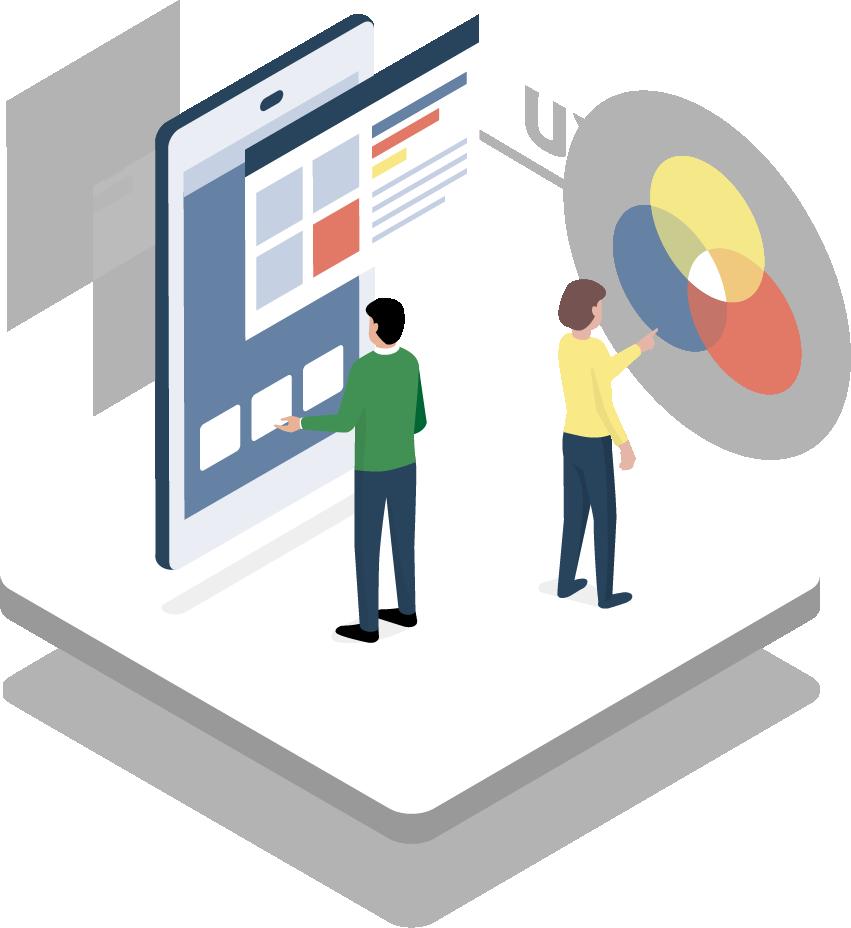 Customer centric design thinking