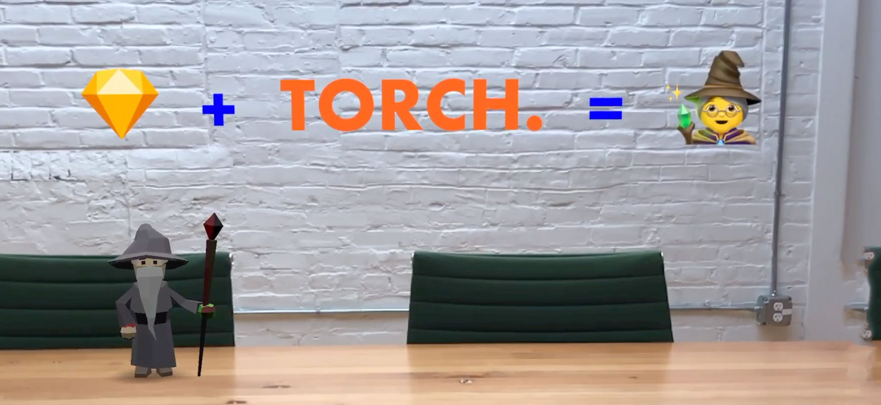 1, 2, 3, Magic! How to work with Sketch Assets in Torch AR