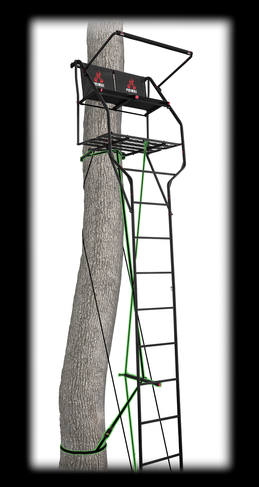 18' Deluxe Two-Man Ladderstand