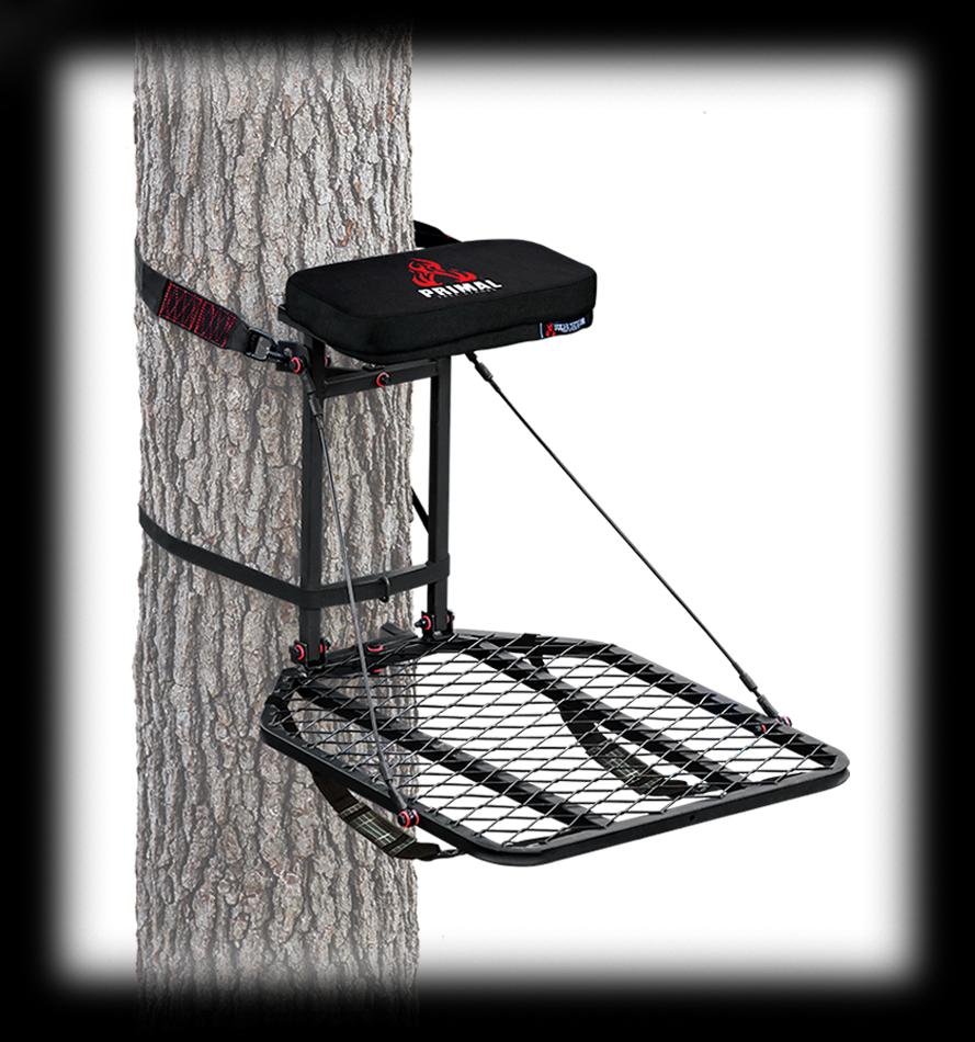 Steel Hang-On Treestand