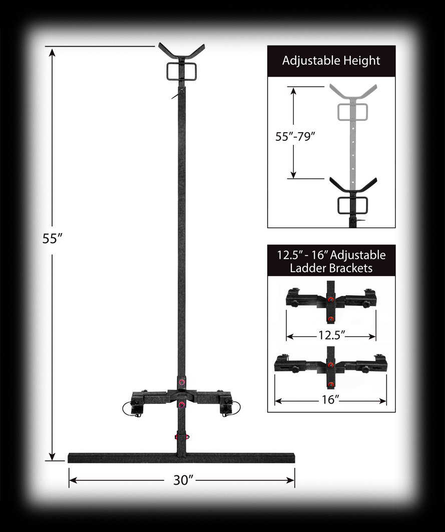 Ladder Stand Aid