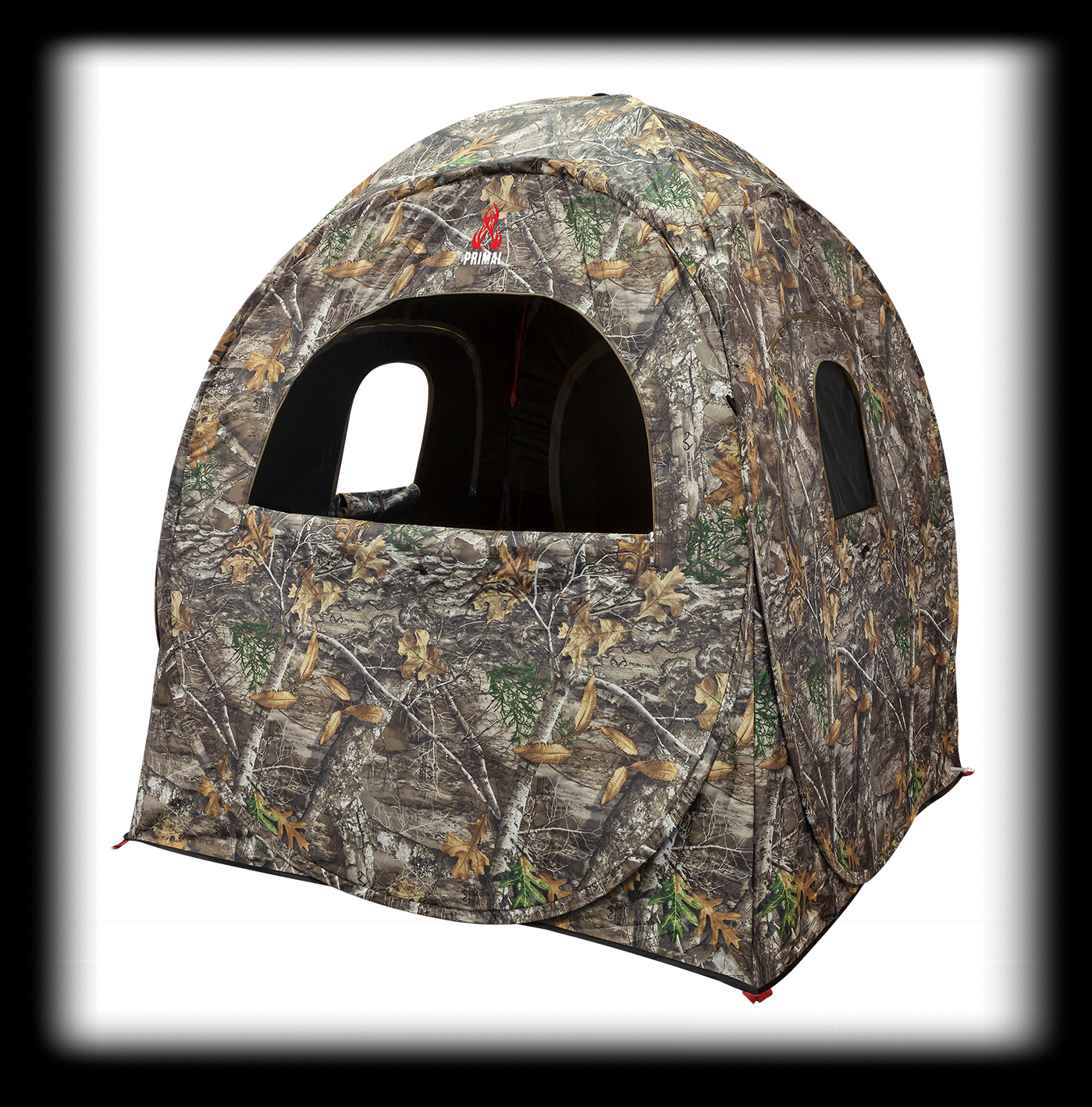 Spring Steel Ground Blind