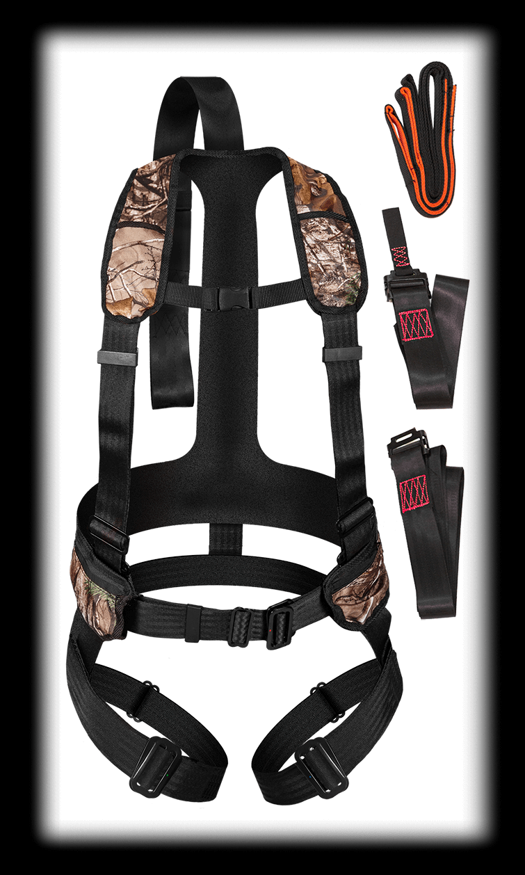MODEL #PTDH-902 THE PROTECTOR FULL-BODY HARNESS