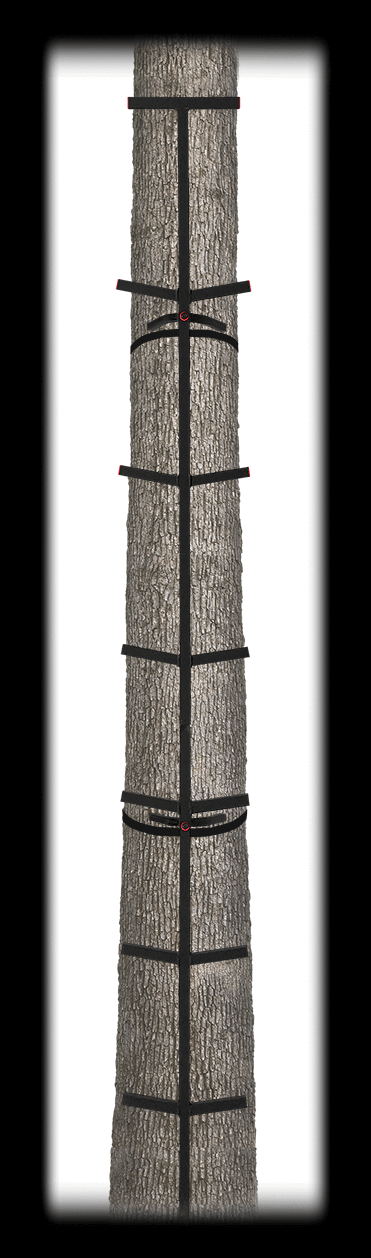 MODEL #PVSL-120 20' DOUBLE STEP CLIMBING STICK