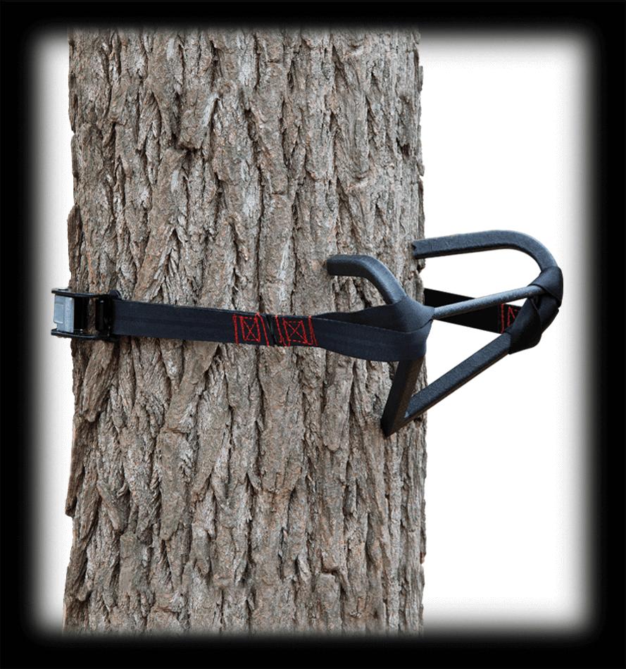 MODEL #PVCS-100 V-STEP TREE STEP