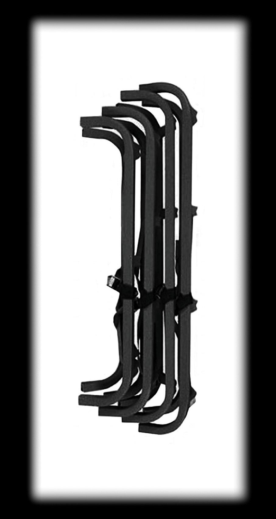 MODEL #PTRR-145 ALUMINUM RIP RAILS