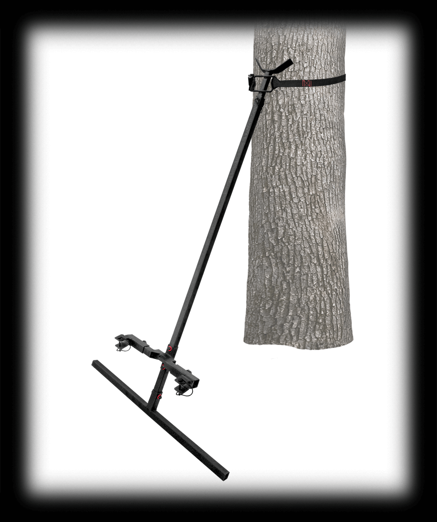 MODEL #PVHA-100 THE STANDZ UP - LADDER STAND AID