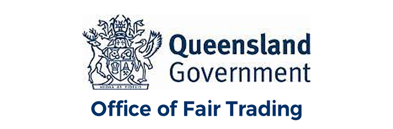Queensland Government Office of Fair Trading logo