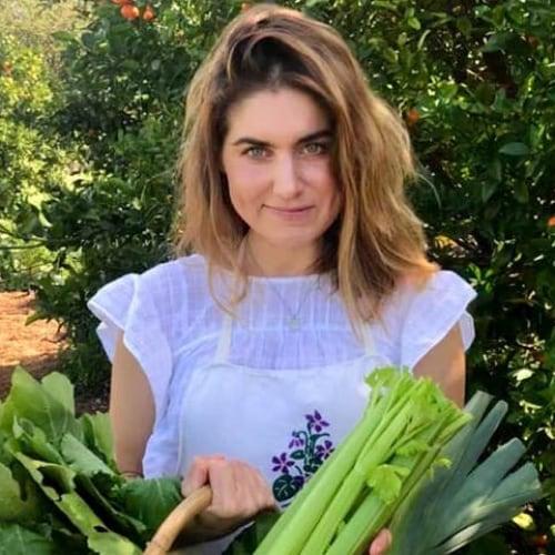Chef Zara