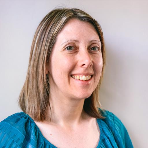 Melanie Bates Headshot