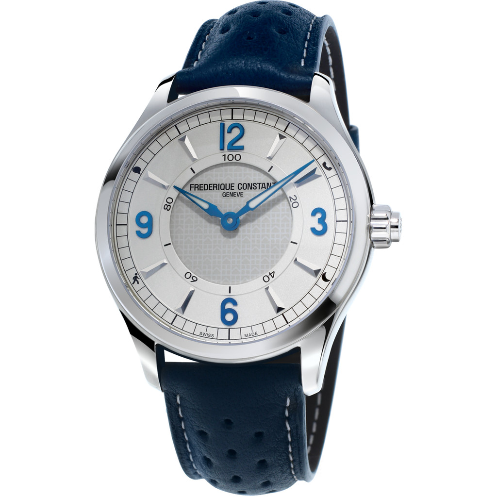 Frederique Constant Horological Wit/Blauw