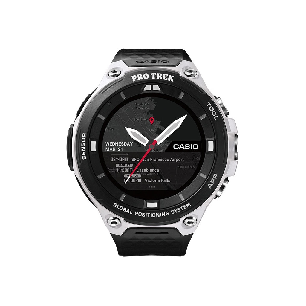 Casio Pro Trek Smart Outdoor Special Edition