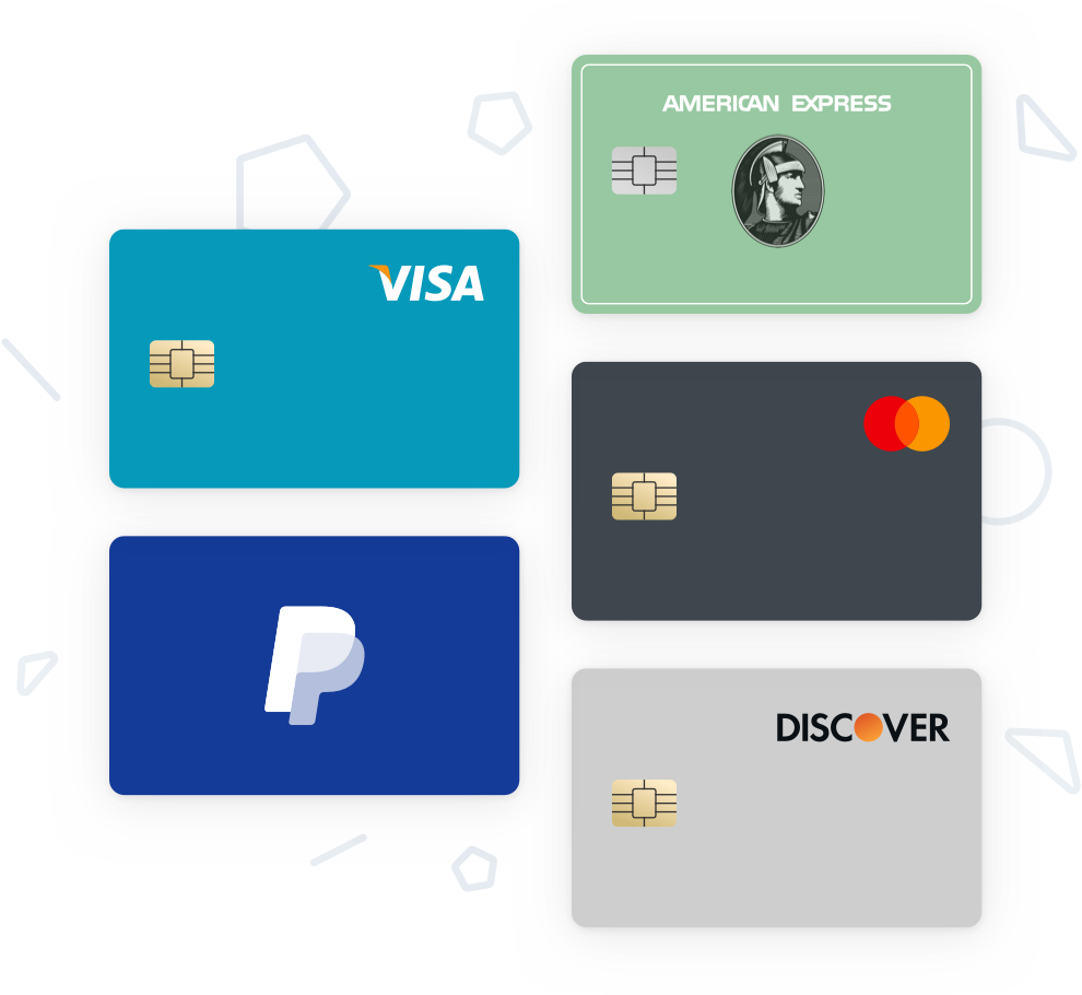 GiveForms lets you receive more donations by offering more payment methods