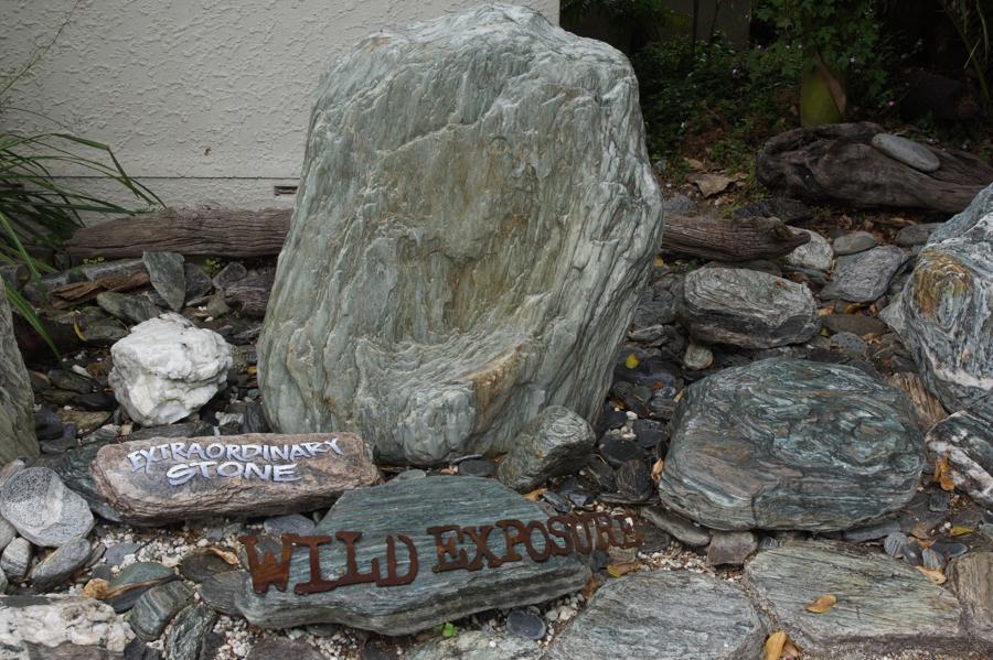 Wild Exposure Rocks