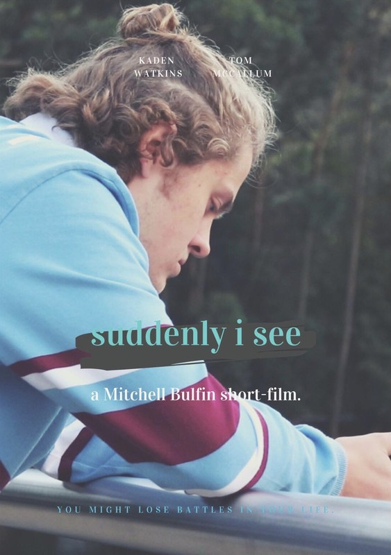 Suddenly I See - Mitchell Bulfin