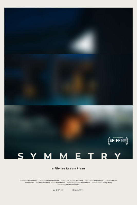 Symmetry - Robert Plaza