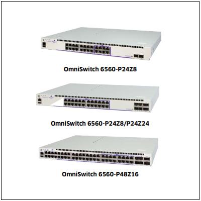 OmniSwitch 6560