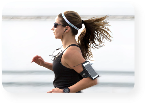 woman running - Starshot Sports Solutions