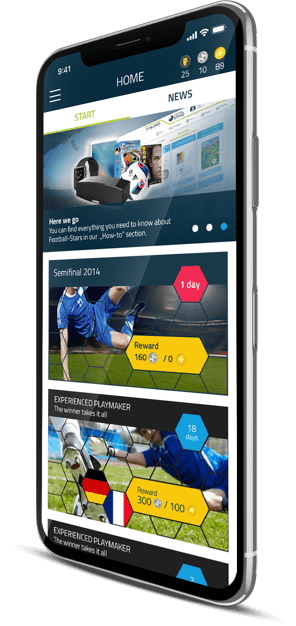 Football-Stars game solutions in mobile