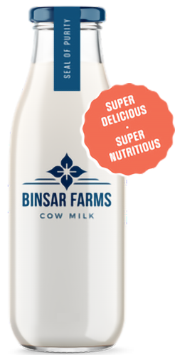 Binsar bottle milk. It is super delicious & super nutritiious