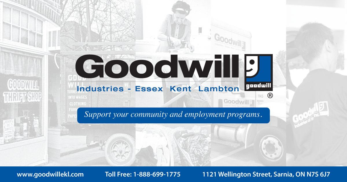 Goodwill Industries - Essex Kent Lambton