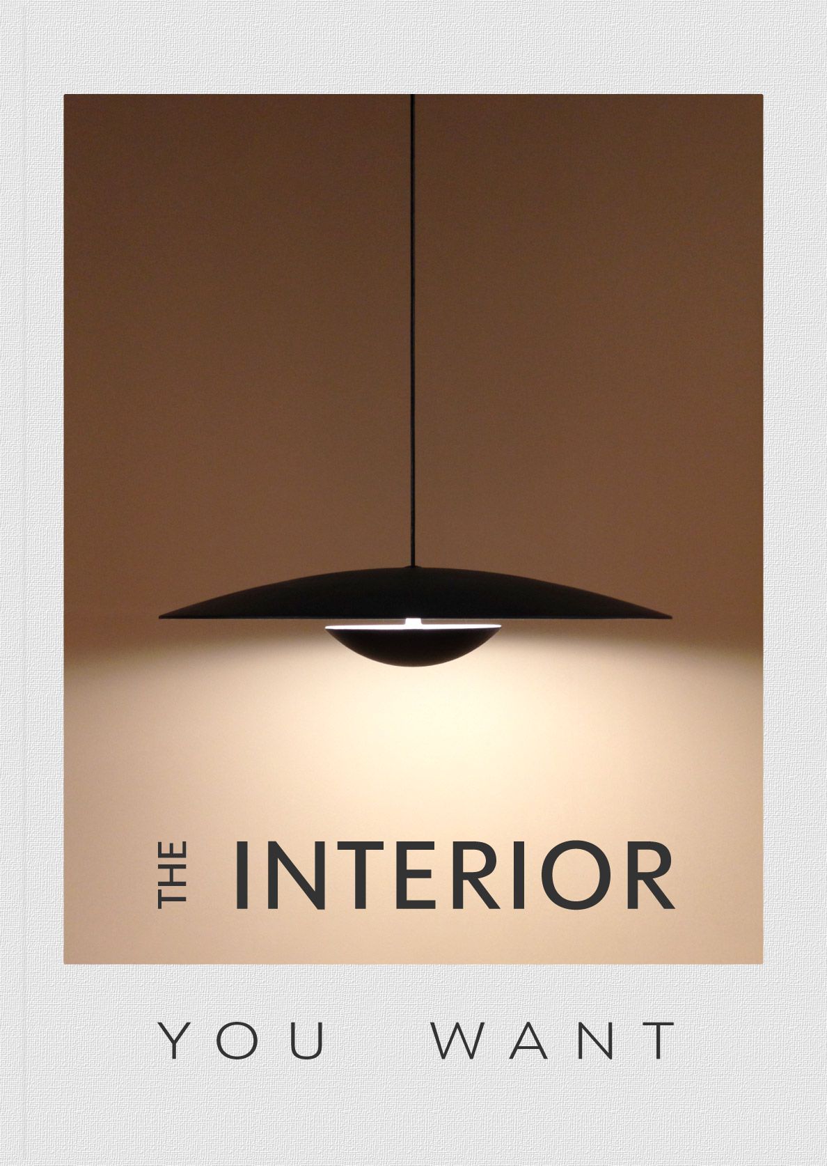 The interior you want guide by Studio Hazeldean