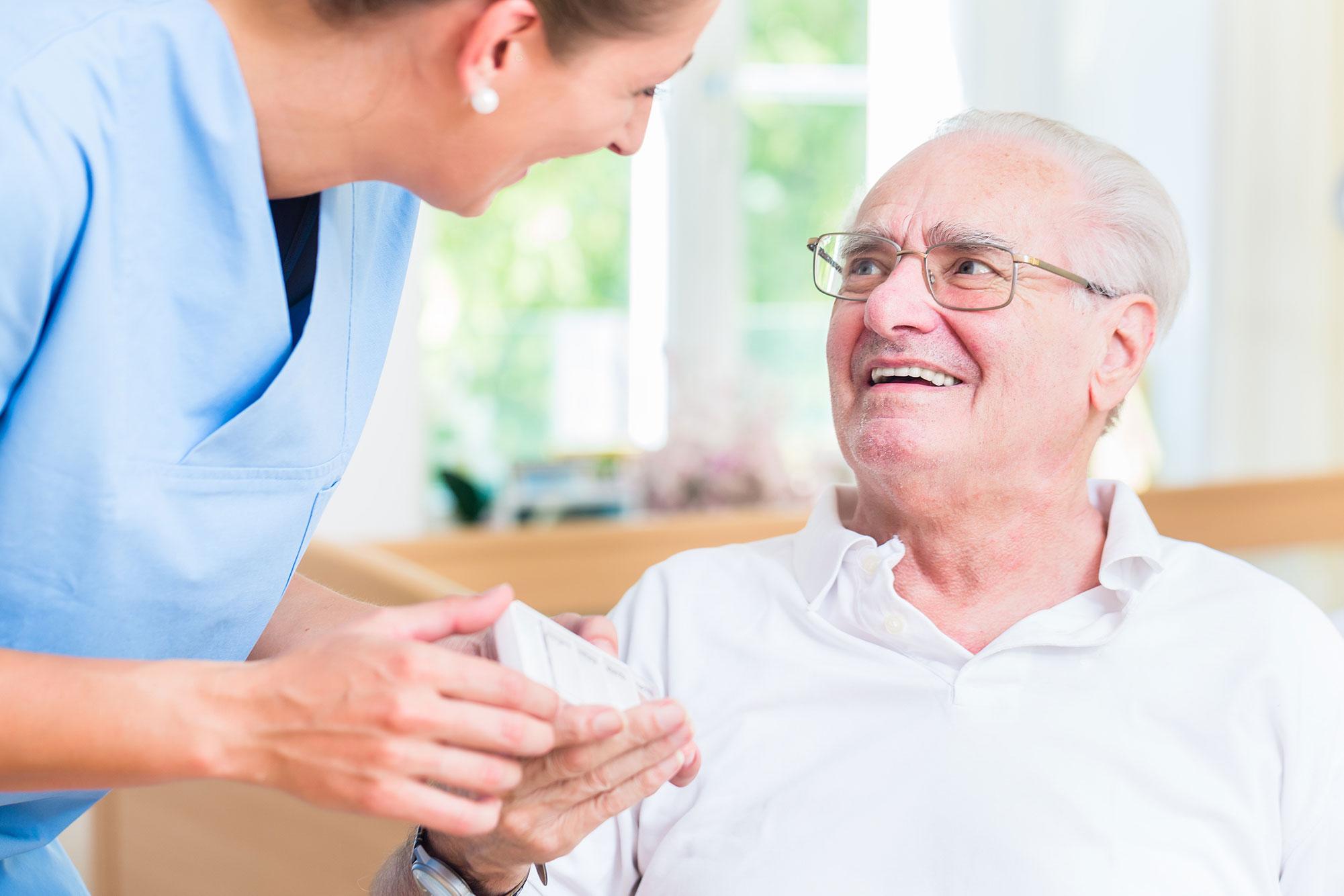 Ärzte und Pflegedienste