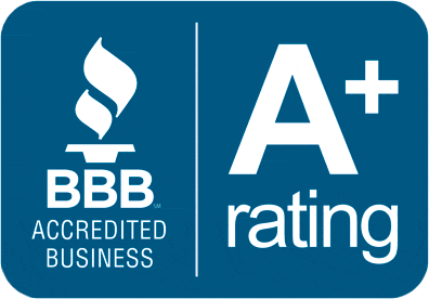 dave's carpet & window cleaning is rated A+ on BBB