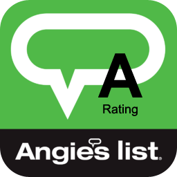 dave's carpet & window cleaning has an A rating on Angie's list