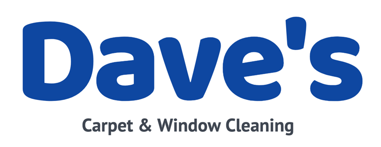 Dave's Carpet & Window Cleaning Logo