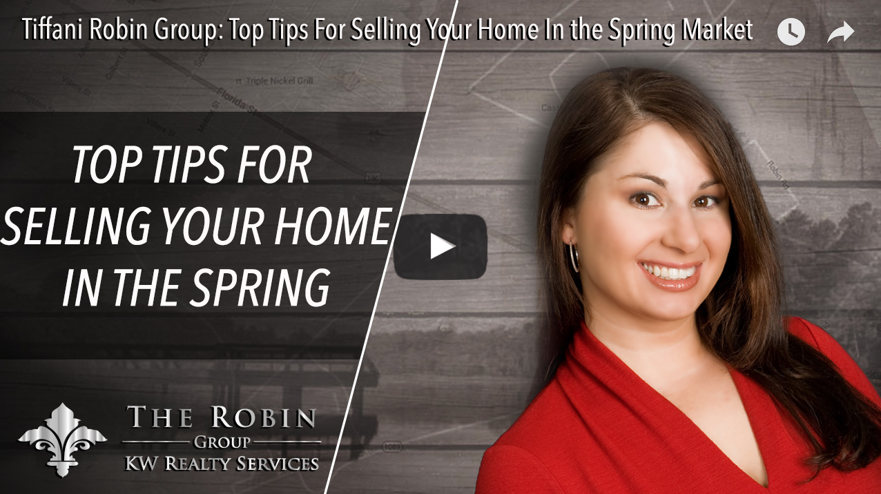 Top Tips For Selling In The Spring