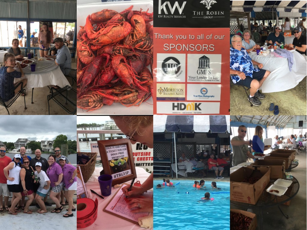 The 3rd Annual Client Appreciation Crawfish Boil Was A Success!