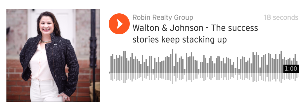 Walton & Johnson – The Success Stories Keep Stacking UP
