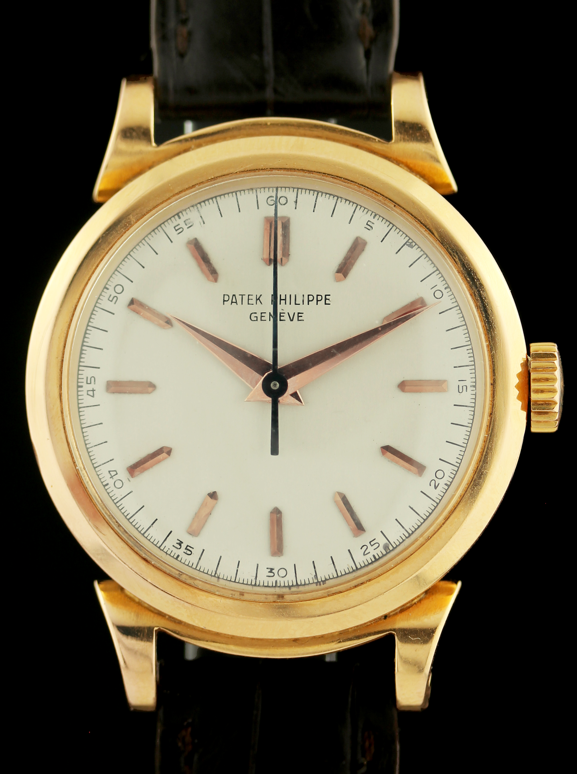 PATEK PHILIPPE Ref. 1491 in pink gold