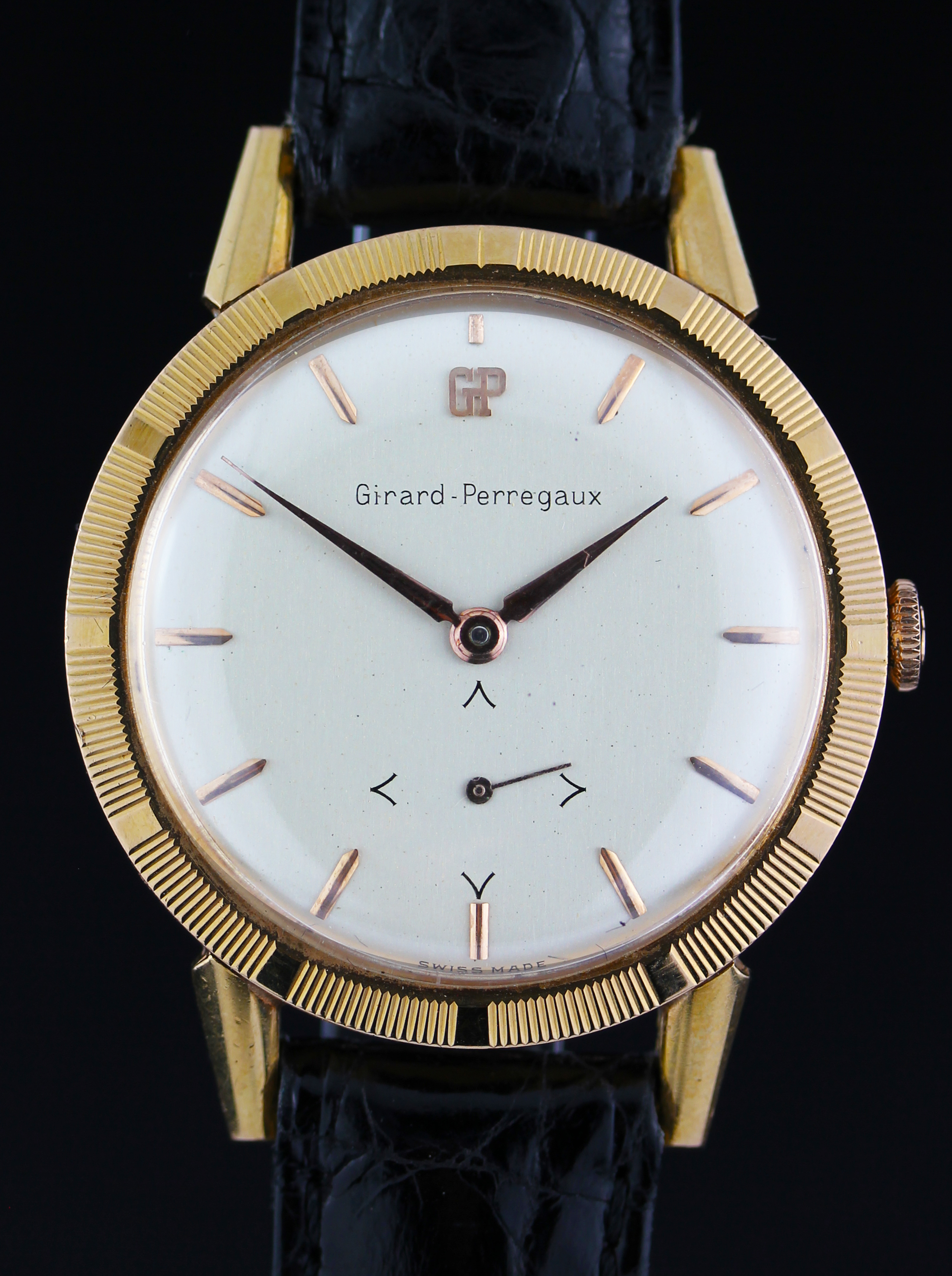 Girard Perregaux in gold