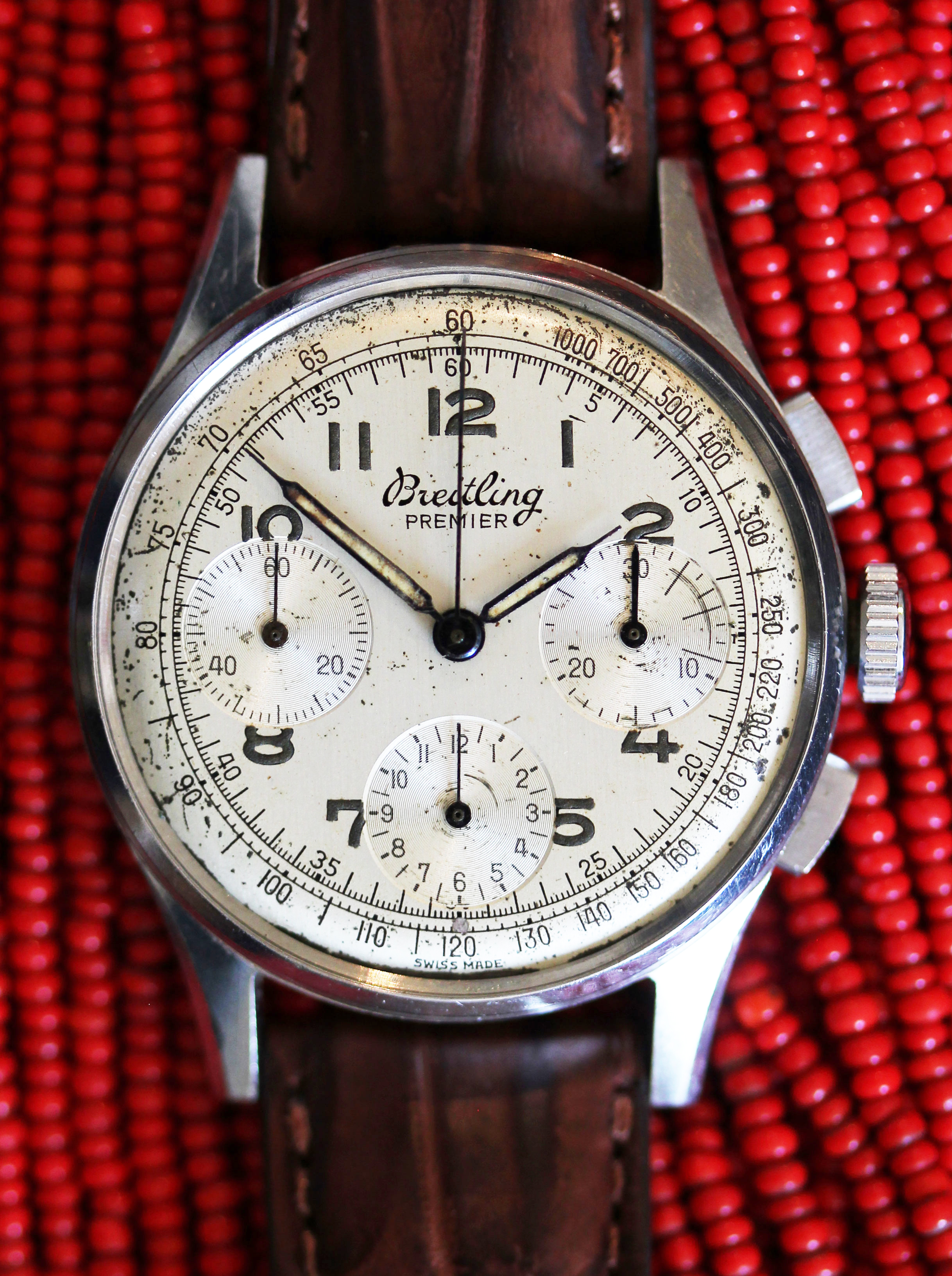 Breitling Premier chronograph ref. 787