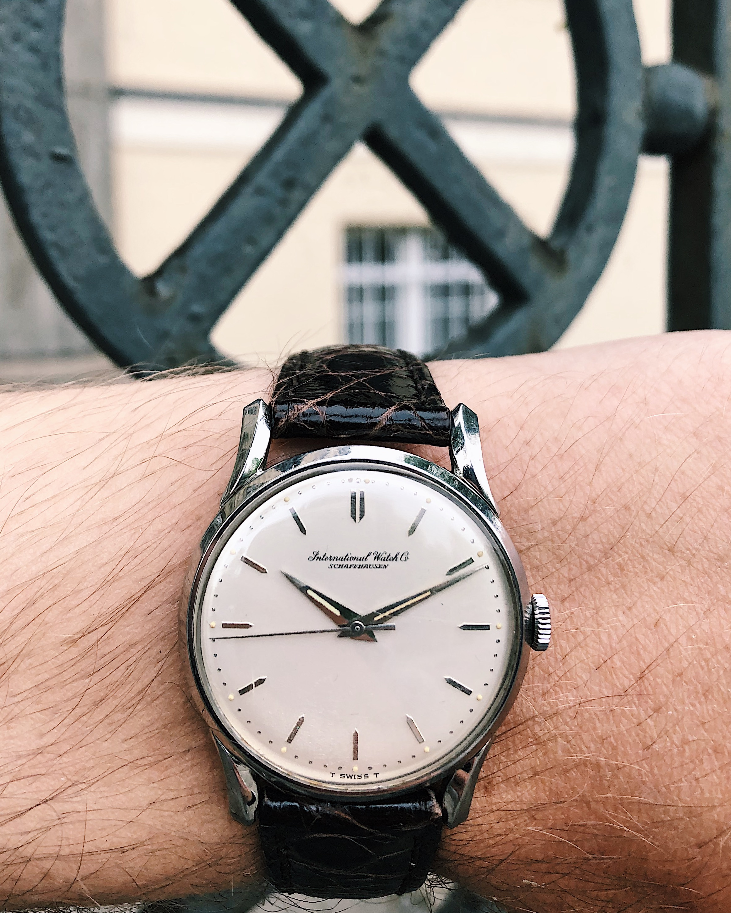 IWC Stainless Steel