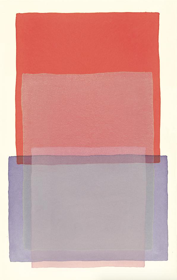 Werner Maier, 1956 in München geboren, studierte Malerei an der Kunstakademie in München bei Prof. Sauerbruch und Prof. Tröger. Die Aquarelle von Werner Maier bringen Farbe zu einem Eigenleben, dessen unaufdringlicher Intensität sich der Betrachter nur schwer entziehen kann. Die Schönheit dieser Farbakkorde fesselt. Dem betrachtenden Auge wird das Erlebnis des Sehens geschenkt und man begreift, was Farbe alles sein kann. Mit seinen horizontal übereinander geordneten transparenten und deckenden Farbfeldern spürt er feinsten Farbkontrasten nach. Diese Überlagerungen verschleiern gleichsam pergamentartig, lassen ahnen, lassen durchschimmern, Kontraste der Tonalität, der Temperatur, schaffen die spezifische Atmosphäre seiner Blätter. Strich und Farbe sind auf das Elementarste reduziert. Das Grelle, Starkfarbige ist diesen Blättern fremd, vielmehr findet Werner Maier Nuancierungen, die man noch nie gesehen zu haben meint. Ein Name drängt sich beim Betrachten von Werner Maiers Aquarellen auf, eignet sich aber nicht für schnelle Analogien: Der Amerikaner Mark Rothko, einer der Köpfe der Farbfeldmalerei der 50'er und 60'er Jahre. Natürlich ist Mark Rothko für Werner Maier ein Referenzpunkt, doch gibt es zwischen beiden signifikante Unterschiede. Werner Maier benutzt keine Formate, die den Betrachter überwältigen und seine sich zum Imaginationsraum vertiefende Farbfläche ist lebendig im Gegensatz zum verschwimmenden Sog Rothko'scher Bilder. (Auszüge aus der Rede von Christoph Sorger zu den Aquarellen von Werner Meier)