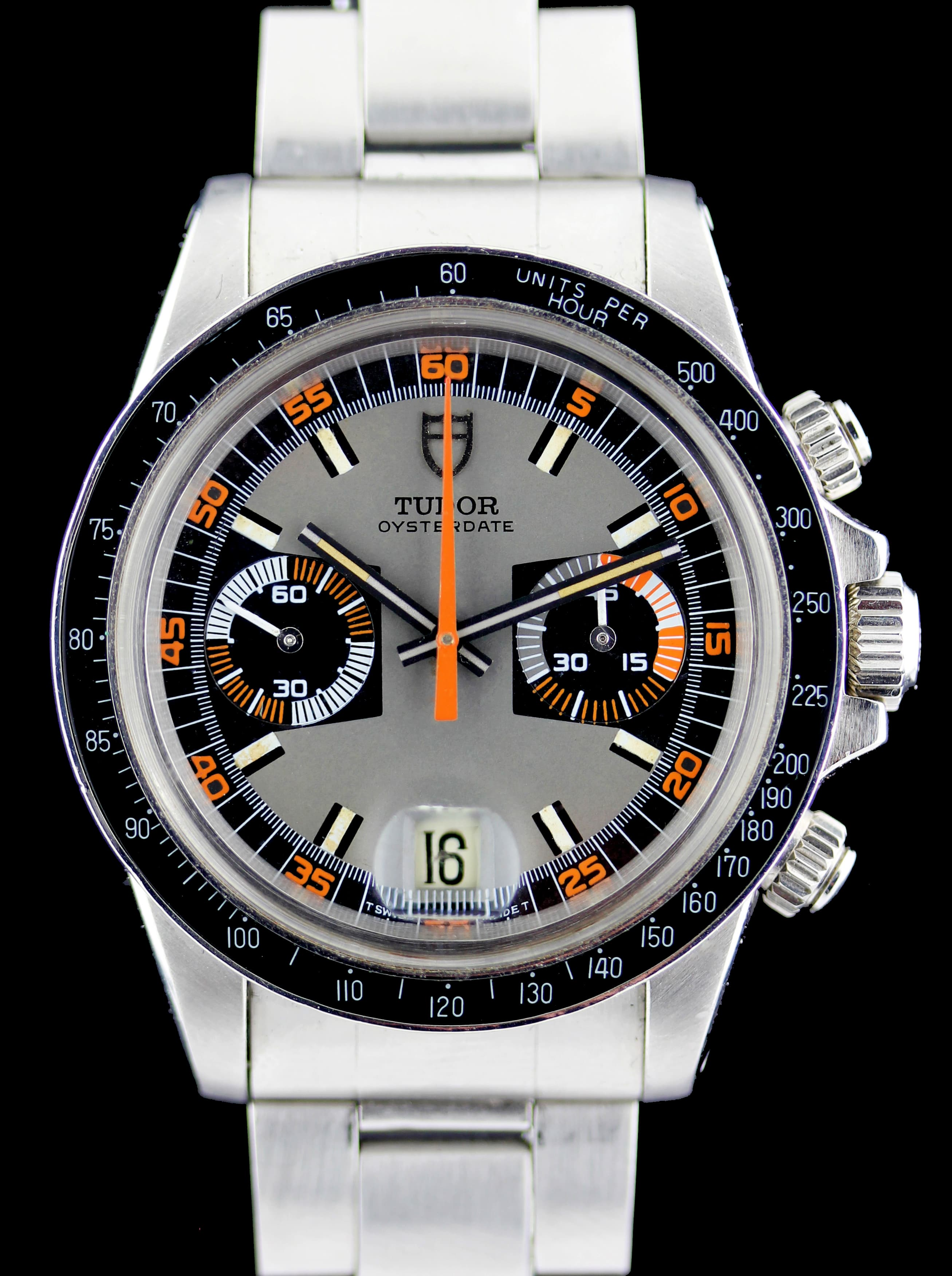 TUDOR Oysterdate chronograph ref. 7149