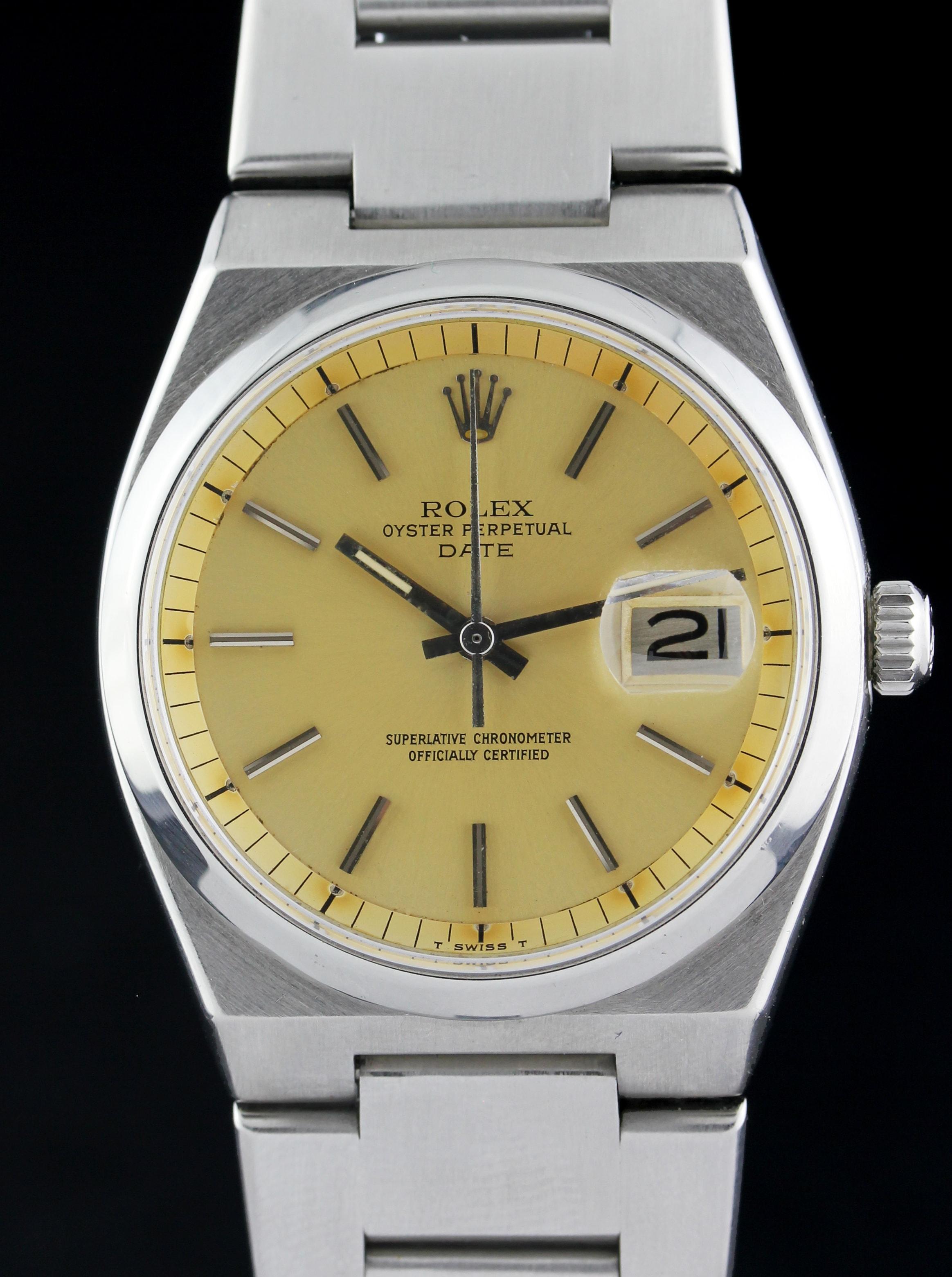 Rolex Date ref. 1530