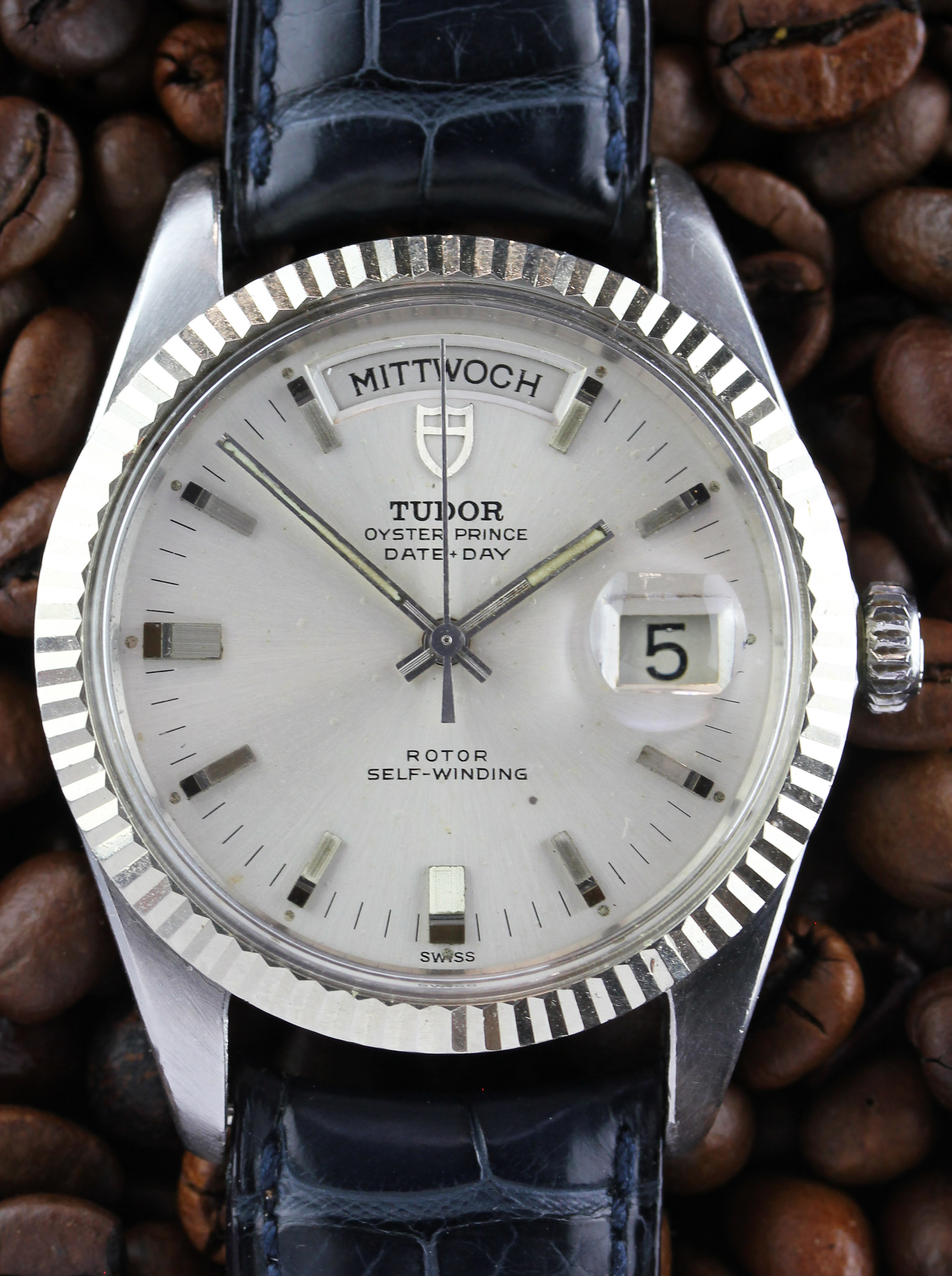 TUDOR Oyster Prince Date + Day, ref. 7019