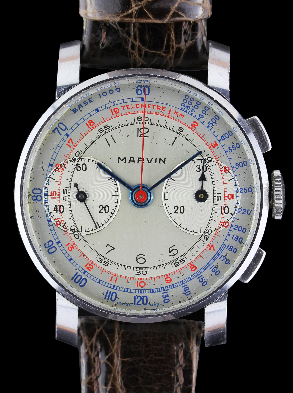 Fine MARVIN chronograph
