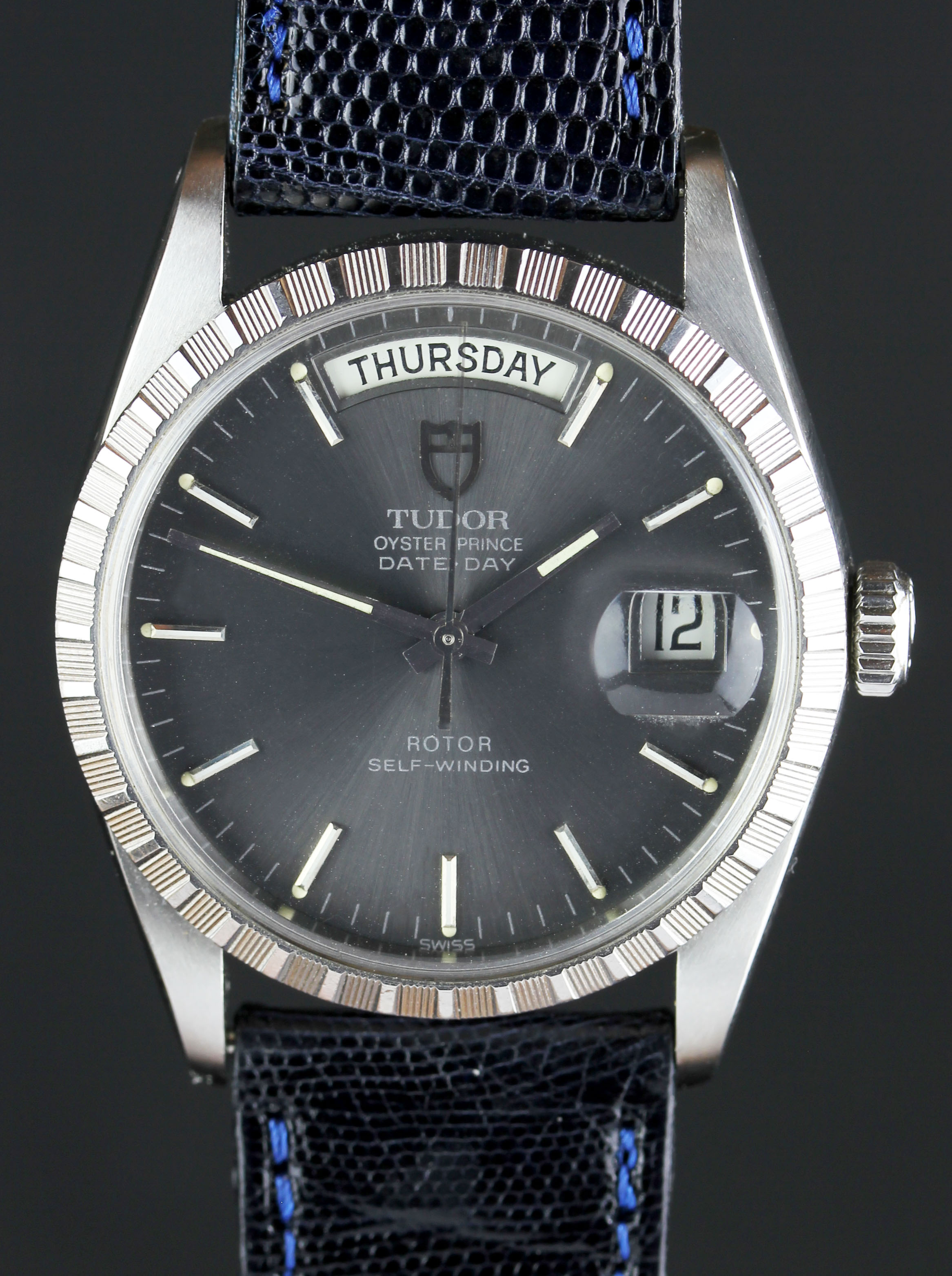 TUDOR Oyster Prince Date + Day, ref. 94510