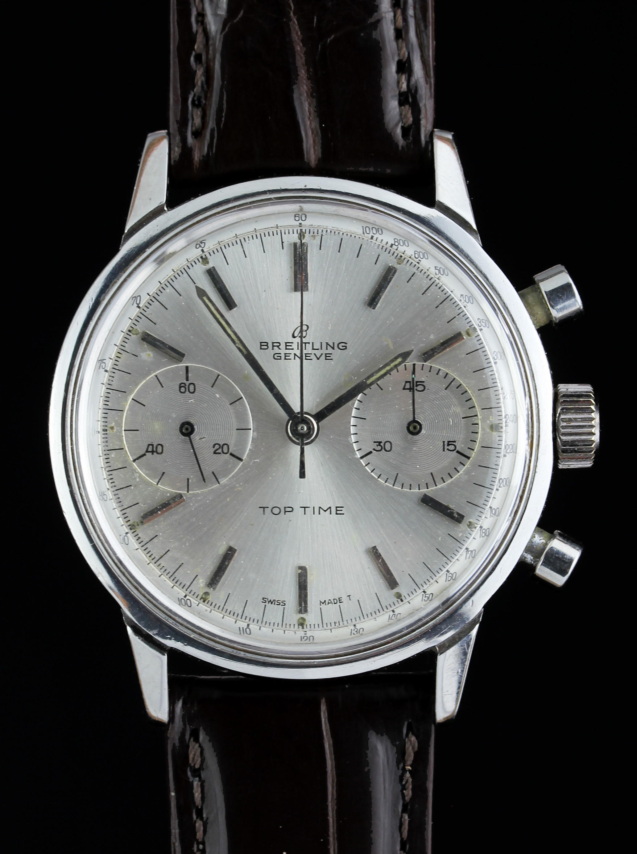 """BREITLING Chronograph """"Top Time"""""""