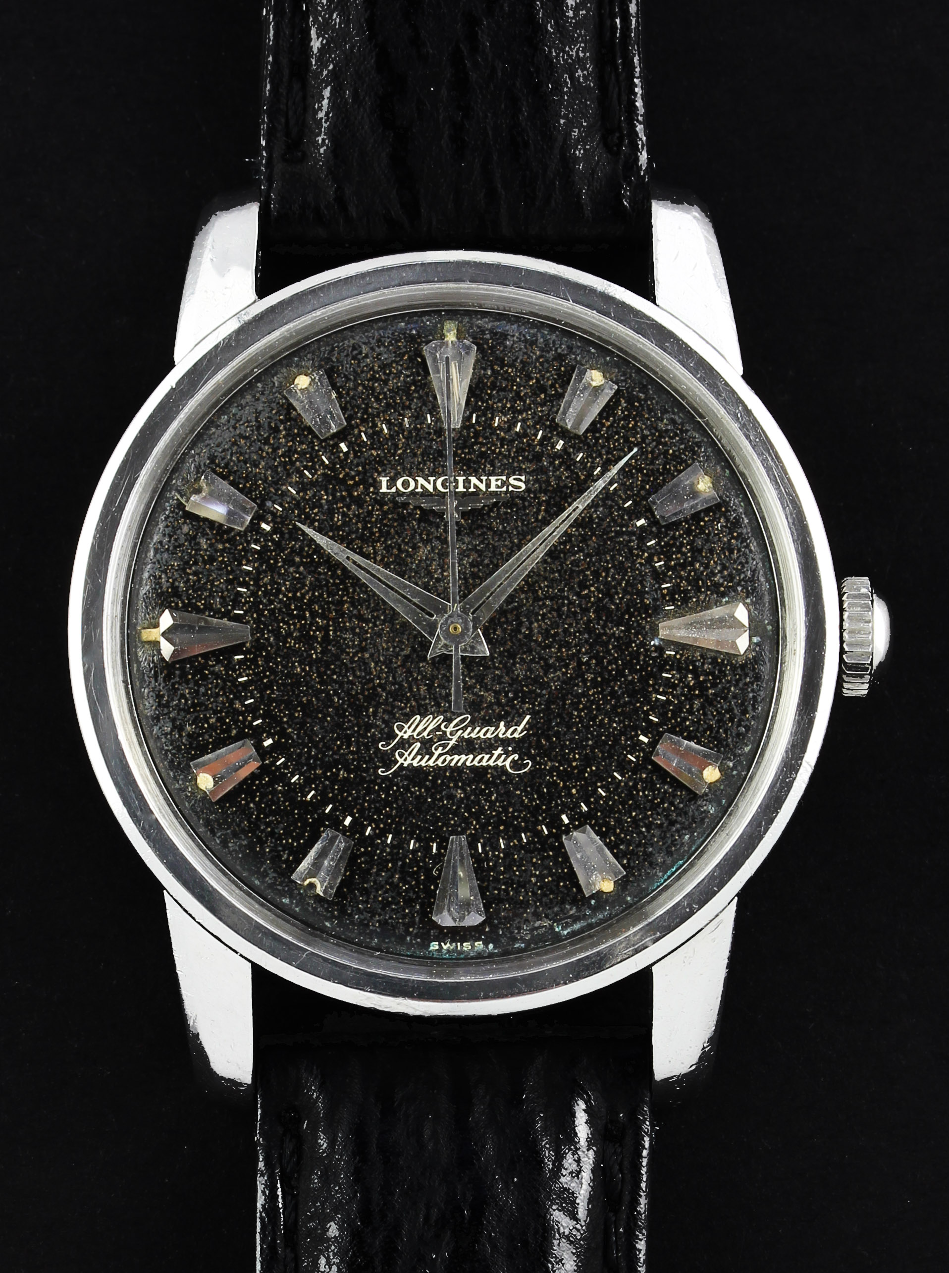 "LONGINES ""All Guard"" automatic"