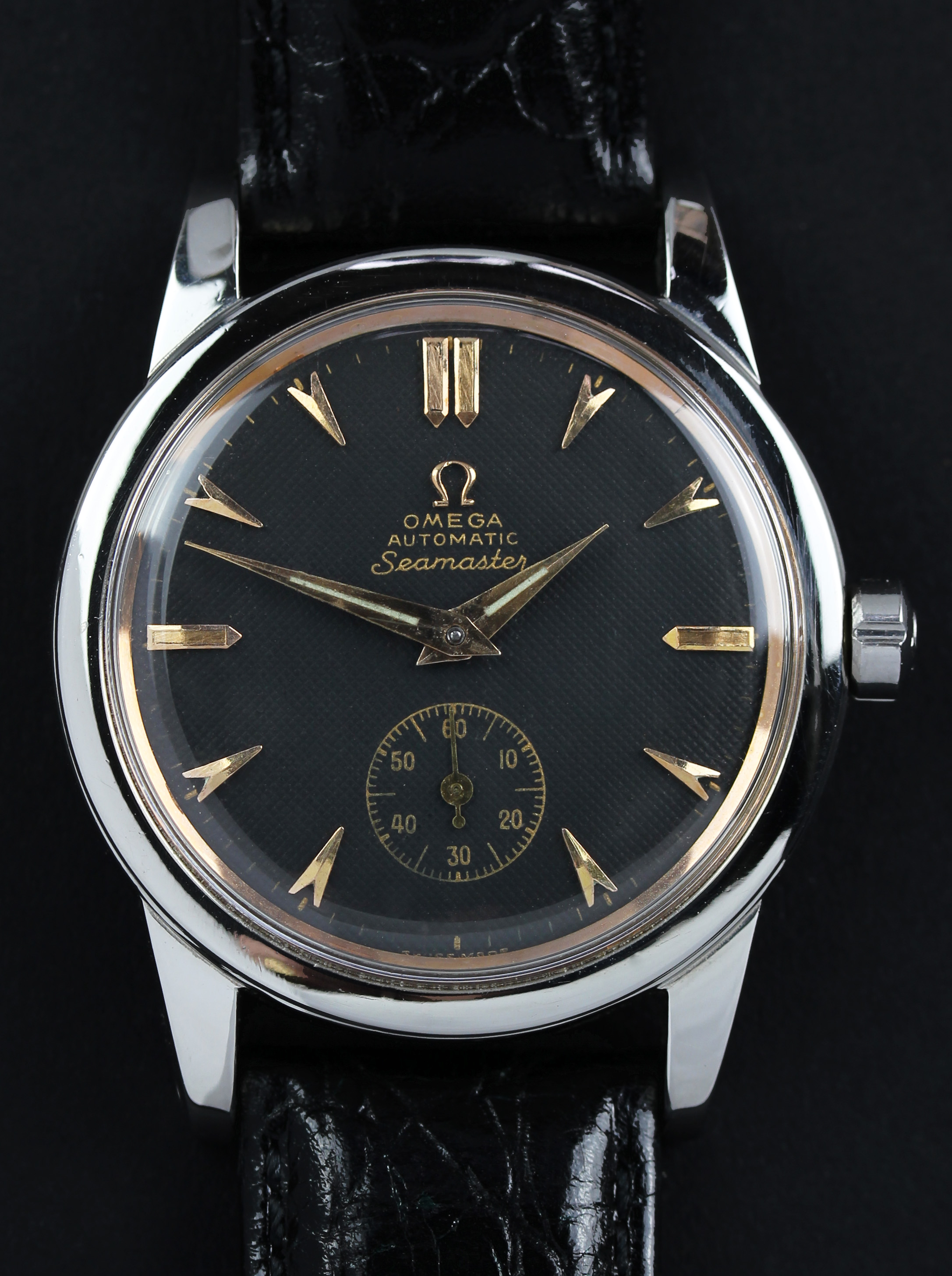 OMEGA Seamster automatic from 1947