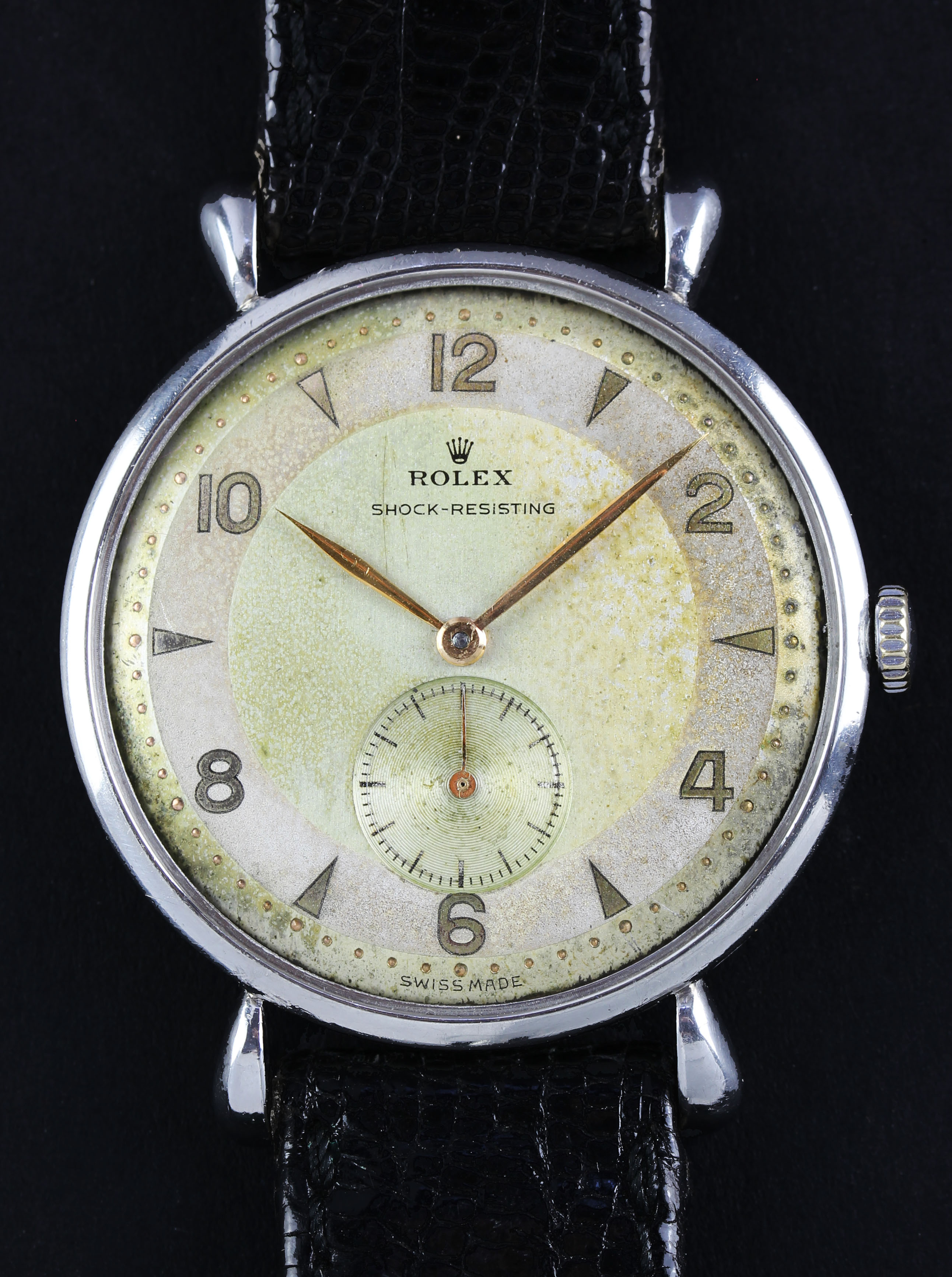 Rare ROLEX ref. 4120 from 1938