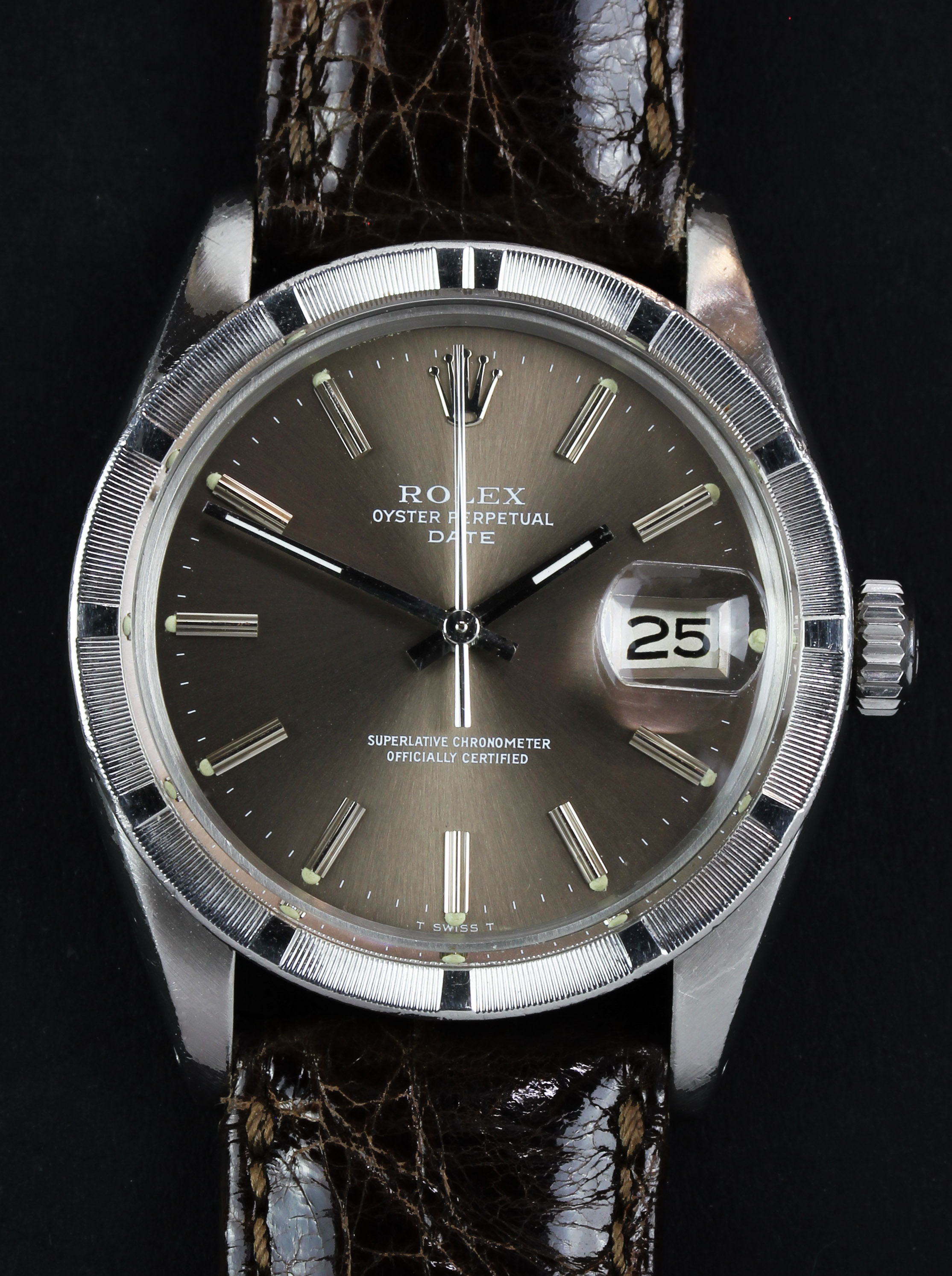 ROLEX Date, ref. 1501, from 1972